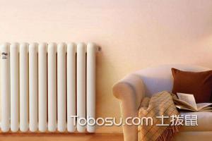 室内暖气片安装