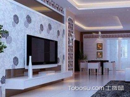 高端大气的影视墙壁纸,让您的客厅充满爱的味道