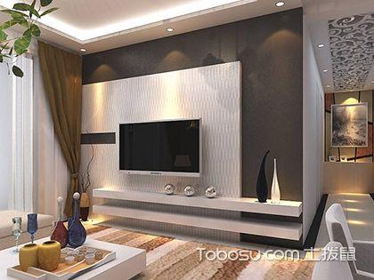 客厅装修背景墙有哪些设计手法?装修背景墙这些要了解