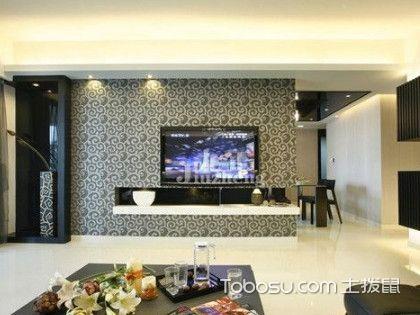 客厅全贴壁纸效果图,教你如何选择客厅壁纸