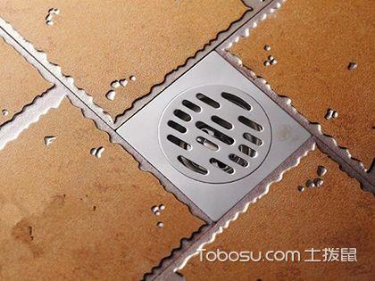 衛浴裝修地漏的安裝方法,裝修地漏一定要看看