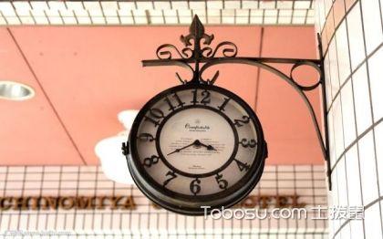 鐘表掛在臥室什么位置好,臥室鐘表擺放風水