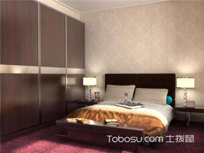 卧室壁纸装修效果图,总有一款适合你!