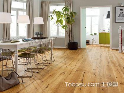 木地板泡水了怎么办?木地板泡水处理方法