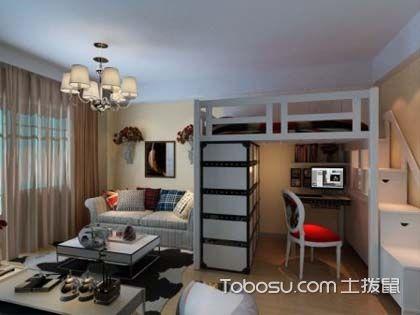 40平米单身公寓如何装修?单身公寓装修效果图