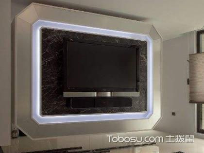 电视背景墙装饰材料有哪些?电视背景墙装饰要注意什么?