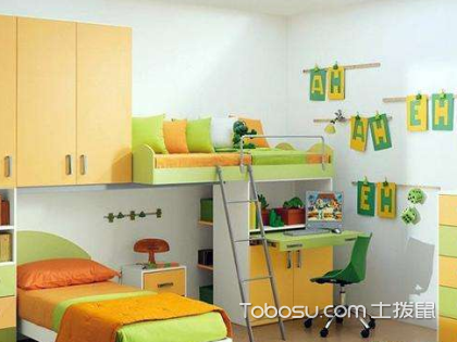 兒童房裝修風水常識有哪些?如何擺放兒童衣柜?