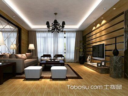 一套110平三室两厅u乐娱乐平台要花多少钱?