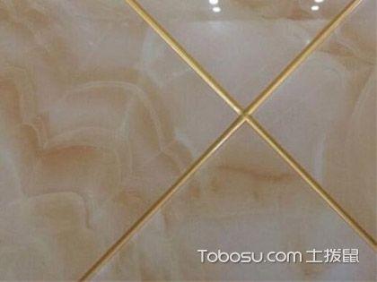 客厅地砖需要留缝吗?留宽缝好还是留窄缝好?