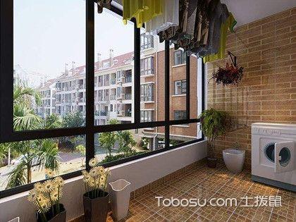 各种形状样式的阳台如何装饰?