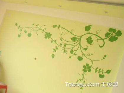客厅背景墙手绘画怎么制作?背景墙手绘画设计方法有哪些?