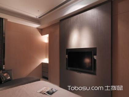 卧室电视背景墙怎么装修?如何进行设计?