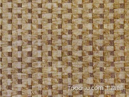 什么是草编墙纸?草编壁纸好不好?