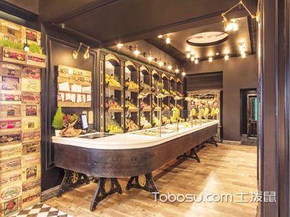 水果店u乐娱乐平台预算需要多少?
