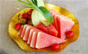 【水果盘】水果盘是什么_摆放_价格_图片