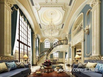 法式别墅装修特点是什么?法式别墅装修风格举例