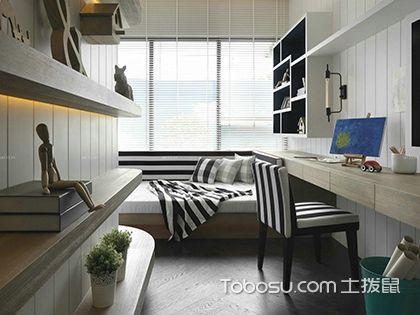 最新小户型书房装修 打造个性小书房