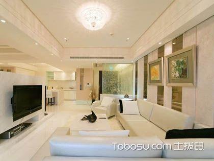 简约四室装修要多少钱?125-135平米简约四室半包装修预算费用清单表