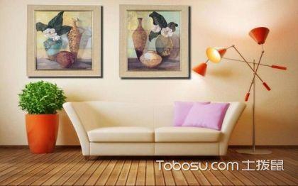 客厅一般适合挂什么画风水好 客厅挂什么画好