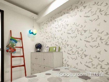 家庭装修贴墙纸好不好?有什么优缺点?