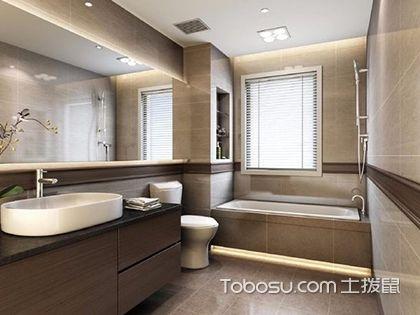 卫浴空间怎么装修设计?卫浴空间装修设计原则