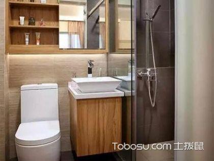 1.5平米卫生间装修要点有哪些?小卫生间装修设计介绍