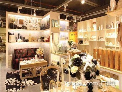 饰品店装修图欣赏,这样的设计美的让顾客舍不得走!