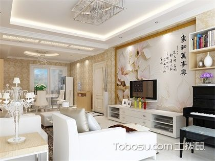 家装客厅背景墙设计好不好,装修搭配是主要