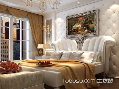 做好床头背景墙,睡眠质量都提高了不止一个档次