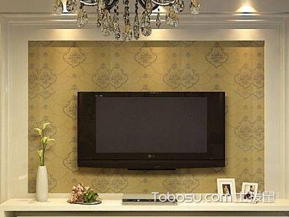 客厅电视背景墙装饰,让你的电视背景墙上一个档次