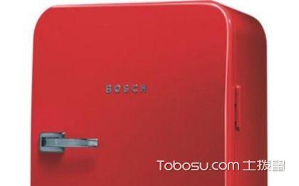 博世单门冰箱 红魔复古单门冰箱