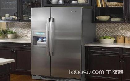 博世双开门冰箱尺寸,型号介绍
