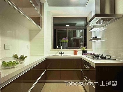 厨房装修要注意哪些风水问题?附厨房装修案例图