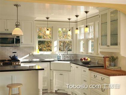 怎样才能让小厨房看起来空间大呢?小厨房装修注意事项有哪些?