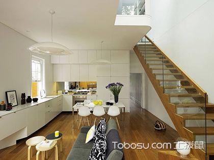 小户型跃层楼梯装修价格是多少