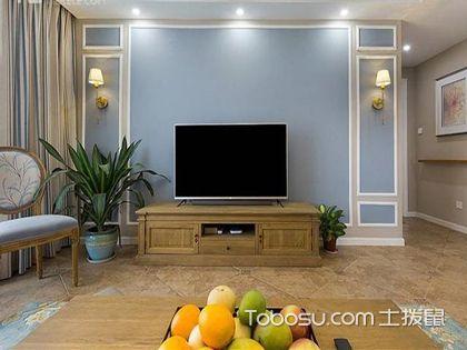 石膏线电视背景墙,竟能这般优雅?