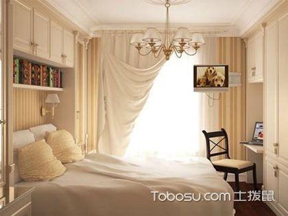 小户型卧室装修如何布置?怎么装修可以有效利用空间?