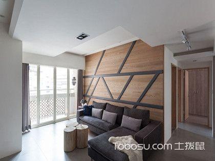 70—80平米两室一厅半包装修预算费用清单,超级详细!