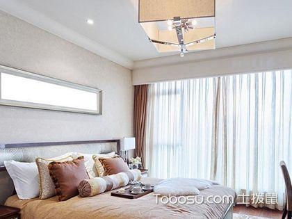 卧室窗帘什么颜色好?卧室窗帘的作用