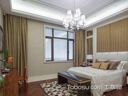 夏季卧室用什么窗帘好?夏季卧室窗帘选择技巧