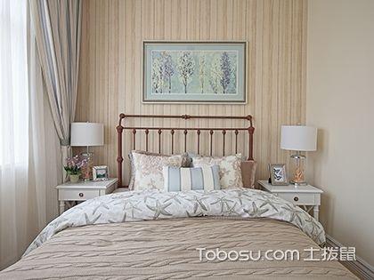 卧室不宜刷什么颜色?卧室墙面颜色禁忌