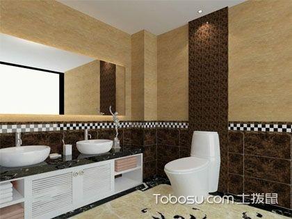 卫生间如何设计合理?卫生间装修中不可忽略的4个小问题