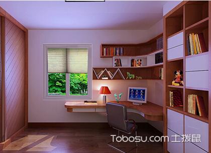 這五款小戶型書房裝修,幫你打造家庭藏書閣