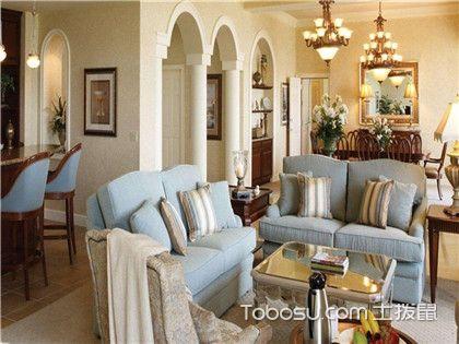美式田园风格设计特点,美式家装装修特色解读