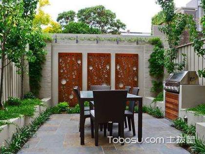 小庭院成就大世界,小庭院设计的特点有哪些?