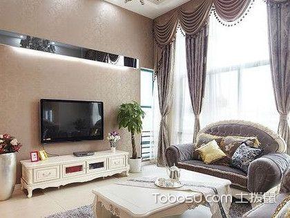 时尚客厅背景墙设计,让您的客厅高端大气