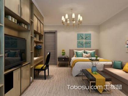 单身公寓装修预算有哪些?单身公寓装修原则是什么?