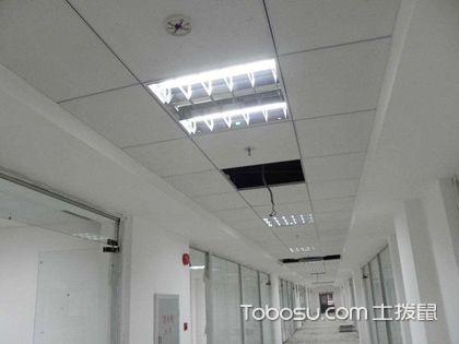 矿棉板吊顶施工工艺,矿棉板吸音板吊顶怎么安装