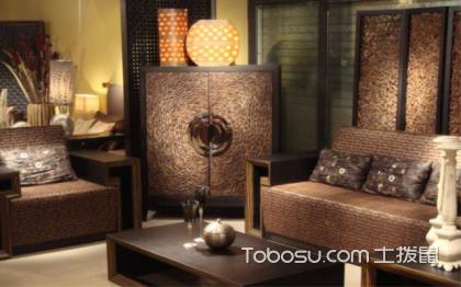 东南亚风格家具特点及介绍
