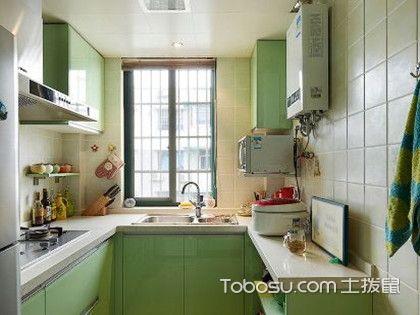 小厨房怎样装修最省钱?小厨房装修省钱攻略